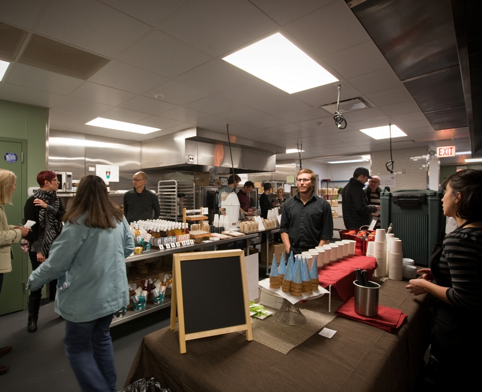 A Shared Kitchen Logan Square Kitchen Construction Food Facilities